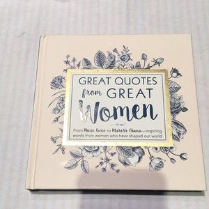 Book-Great Quotes from Great Women